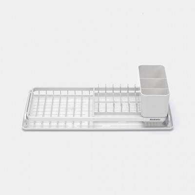Compact Afdruiprek Light Grey  Brabantia