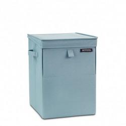 Wasbox stapelbaar 35L Mint