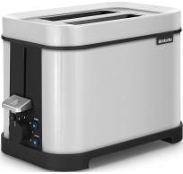 D2-2W broodrooster 2 sleuven 900 watt effen wit