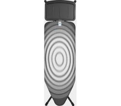 STRIJKPLANK C 124 x 45 cm, voor stoomunit - Titan Oval Brabantia