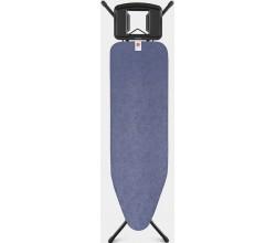 STRIJKPLANK B 124x38cm Denim Blue Brabantia