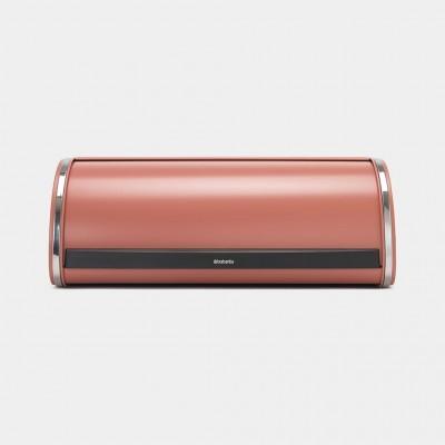 Broodtrommel  met schuifdeksel Terracotta Pink