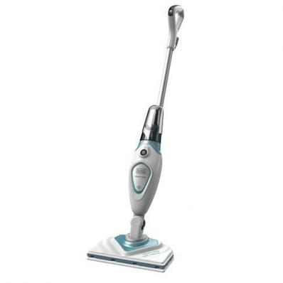 1600W steam-mop met deltavoet