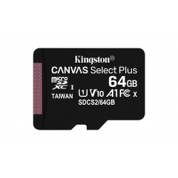 Canvas Select Plus micSDXC 64GB Flashgeheugen