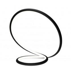 BOA Tafel Lamp 25W SMD LED 3000K dimbaar zwart Fantasia