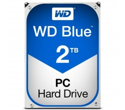 Blue 2TB 64MB Western Digital