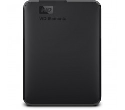 Wd Elements Portable 1TB Black Western Digital