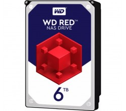 Red 6TB Western Digital