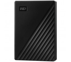 My Passport 4TB Zwart Western Digital