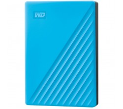 My Passport 4TB Blauw Western Digital