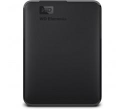 Wd Elements Portable 750GB Zwart Western Digital