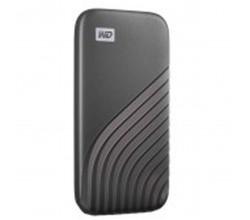 SSD My Passport 500GB R 1050mb/s Space Gray Western Digital
