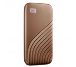 SSD My Passport 500GB R 1050mb/s Gold Western Digital