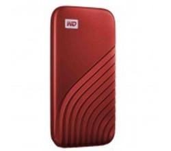SSD My Passport 500GB R 1050mb/s Red Western Digital