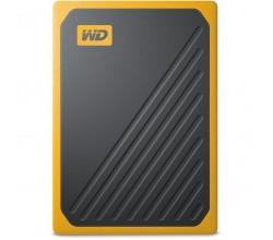 SSD WD My Passport Go 2TB Black Cobalt trim Western Digital