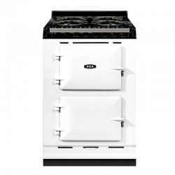 Free Standing Module 60 Dual Fuel White