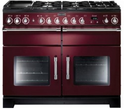 Esprit 110 Dual Fuel Cranberry Chroom Falcon