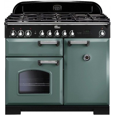 Classic Deluxe 100 Dual Fuel Mineral Green