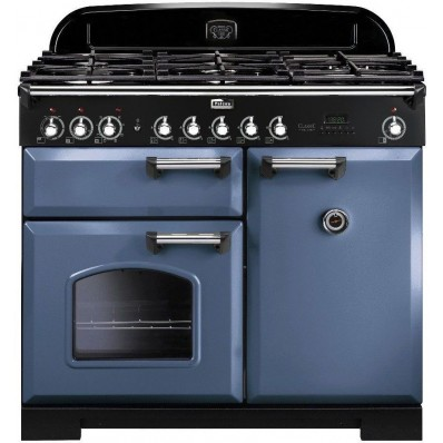 Classic Deluxe 100 Dual Fuel Stone Blue