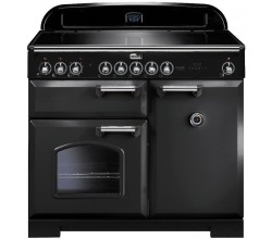 Classic Deluxe 100 Induction Charcoal Black Falcon