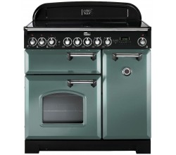 Classic Deluxe 90 Induction Mineral Green Falcon