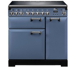 Leckford Deluxe 90 Induction Stone Blue Falcon