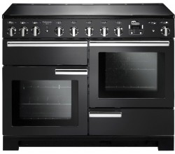 Professional Deluxe 110 Induction Charcoal Black Falcon