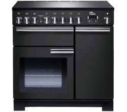 Professional Deluxe 90 Induction Charcoal Black Falcon