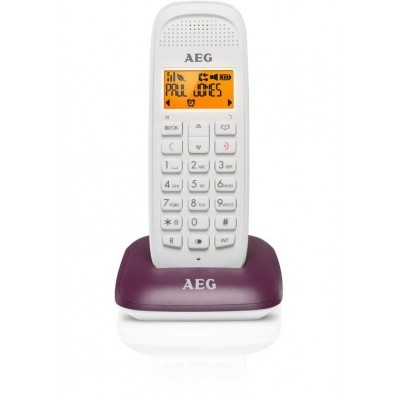 Voxtel D81 Violet AEG Telefonie