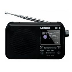 PDR-035 Zwart Lenco