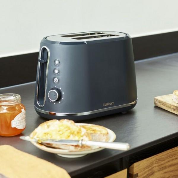 2 Slice Toaster Zwart Cuisinart