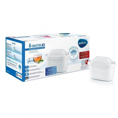 Waterfilterpatroon MAXTRA+ 6-Pack Brita