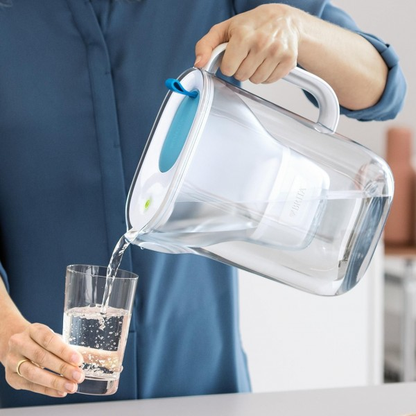 Waterfilterkan Style Cool grey Brita