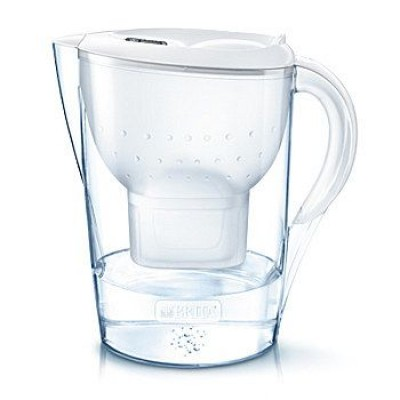Fill & Enjoy Marella XL White Brita
