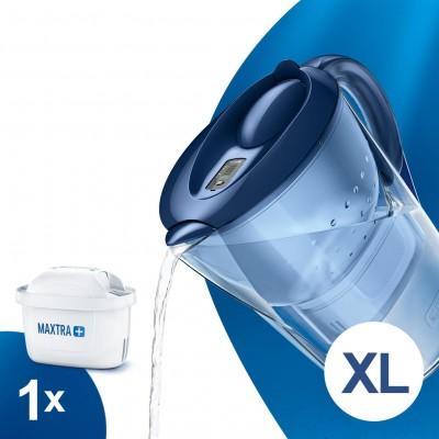 Carafe filtrante Marella XL blue Brita