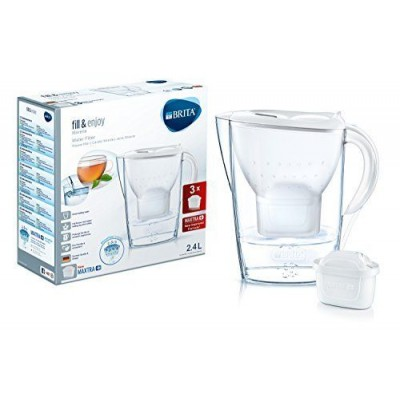 Fill & Enjoy Marella Cool Blanc + 2x Maxtra+ Brita