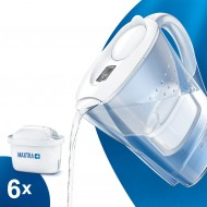 Waterfilterbundel Marella Cool white + 6 MAXTRA+ filterpatronen