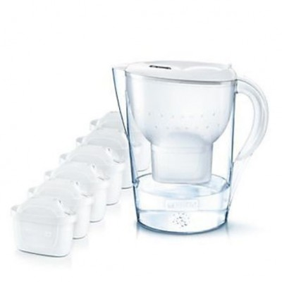 Fill & Enjoy Marella Cool Blanc + 6x Maxtra+ Brita