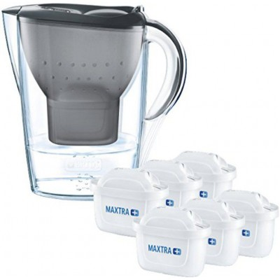 Fill & Enjoy Marella Cool Gris + 6x Maxtra+ Brita