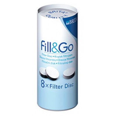 Fill&Go 8-pack (1010778) Brita