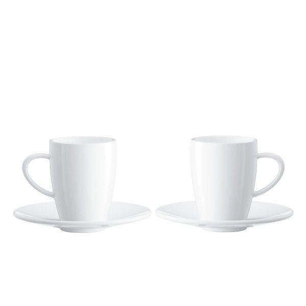 Jura Koffiekopjes Koffiekopjes 2 stuks