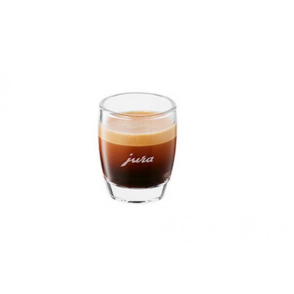 Espressoglas Jura