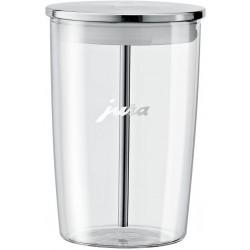 Glazen melkhouder Jura