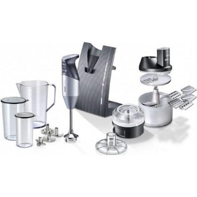 Superbox Metallic Silver Bamix