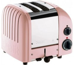 Toaster Classic 2 New Gen petal pink Dualit