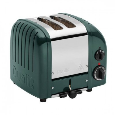 Toaster Classic 2 New Gen Evergreen Dualit