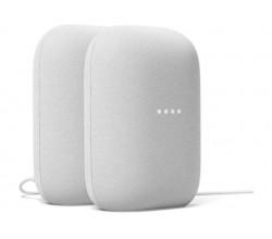 Nest Audio Grijs Duo Pack Google