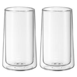 TeaTime Dubbelwandig glas 2 pcs
