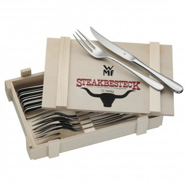 WMF Besteksets Steakbestek 12-delig 1280239990