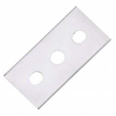 Profi Plus Vervangingsmes voor glaskeramische schraper 4,5x2,3 cm